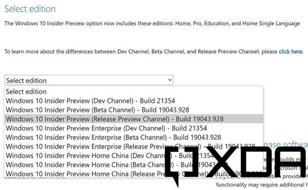 Cara Install Update Windows 10 21H1 Mei 2021