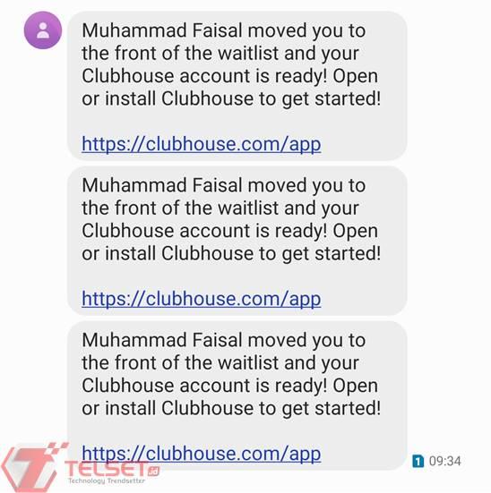 aplikasi clubhouse android