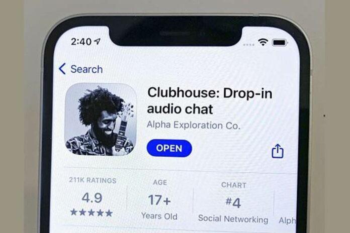 Clubhouse Rilis di Android