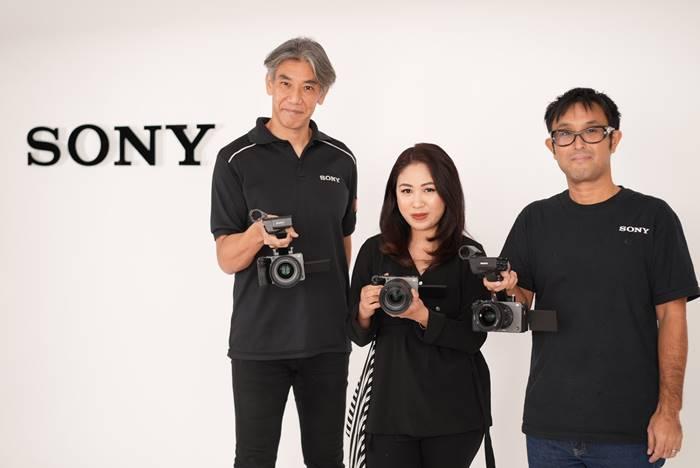 Sony Luncurkan Kamera Cinema FX3 di Indonesia, Ini Kehebatannya