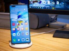 Layar fleksibel Huawei