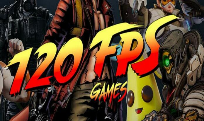 Game Xbox 120 FPS