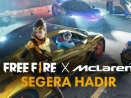 Garena Free Fire McLaren