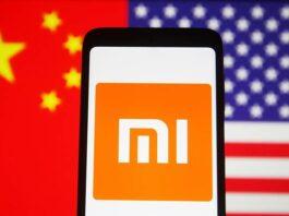 Sanksi Xiaomi Amerika Serikat