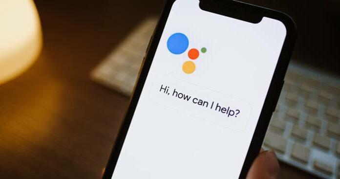 Lagu vaksin Google Assistant