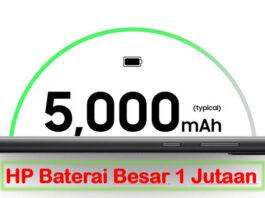 HP Baterai Besar 1 jutaan