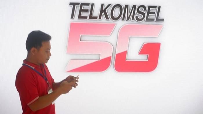 Telkomsel Layanan 5G Telkom