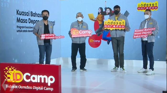 Tambah Program Baru, Indosat Resmi Luncurkan IDCamp 2021