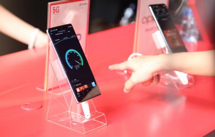 Kecepatan Telkomsel 5G