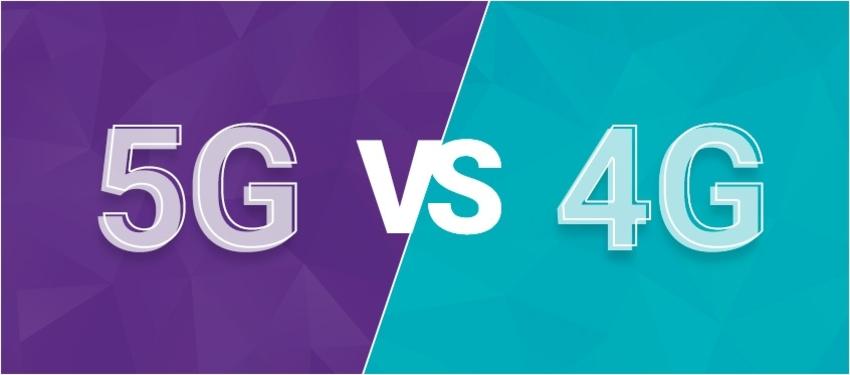 Kelebihan 5G dibanding 4G