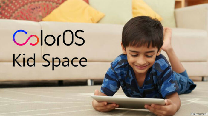 Kid Space Oppo A74