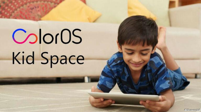 Awasi Penggunaan Smartphone pada Anak dengan Fitur Kid Space