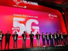 Telkomsel 5G Indonesia