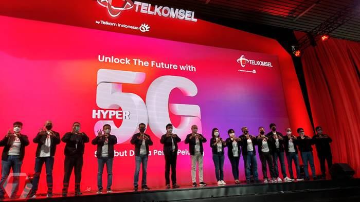 Telkomsel Resmi Gelar Layanan 5G di Indonesia, Tahap Awal di 9 Kota
