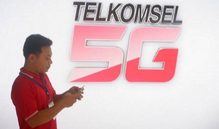 Layanan 5G Telkomsel