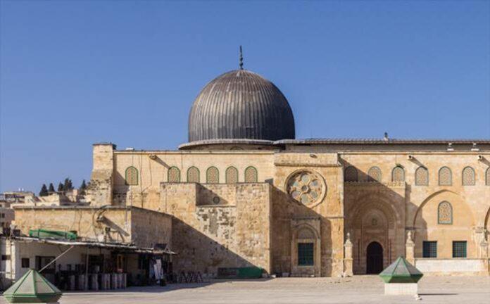 Masjid Al-Aqsa Instagram Facebook