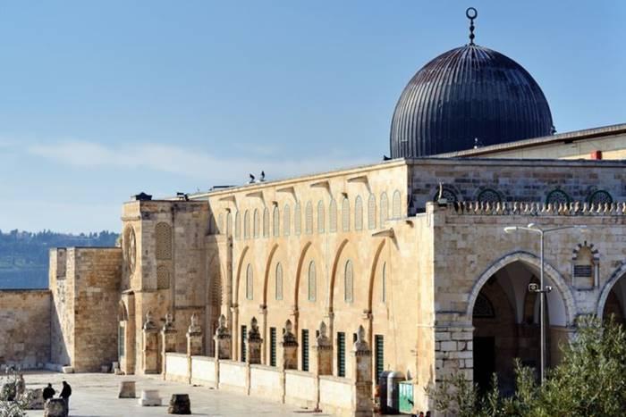 Instagram Masjid Al-Aqsa