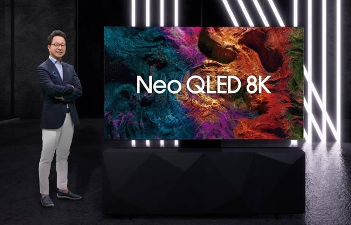 Samsung Neo QLED 8K TV Rilis di Indonesia, Segini Harganya