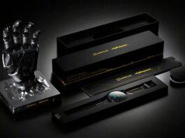 OnePlus Watch Cyberpunk 2077 Johnny Silverhand