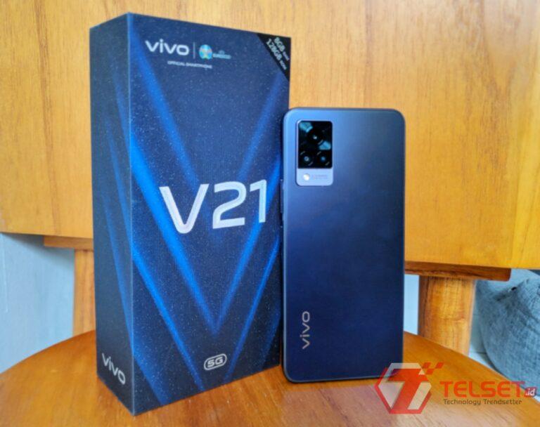 6 Fitur Unggulan Vivo V21 5G, Ada Dual Mode 5G!