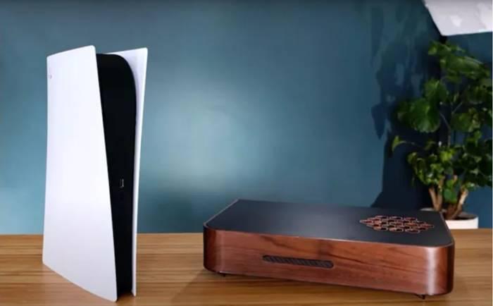 Keren! YouTuber Ini Sulap PS5 Jadi Lebih Kecil dan Retro