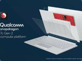 Prosesor Qualcomm Snapdragon 7c Gen 2