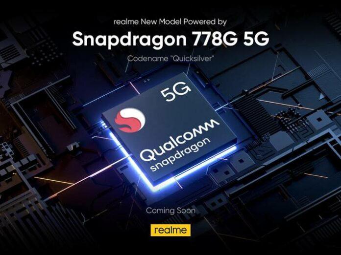 Realme Quicksilver Snapdragon 778G 5G