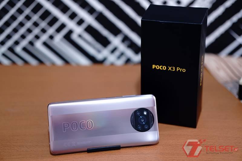 Review Poco X3 Pro