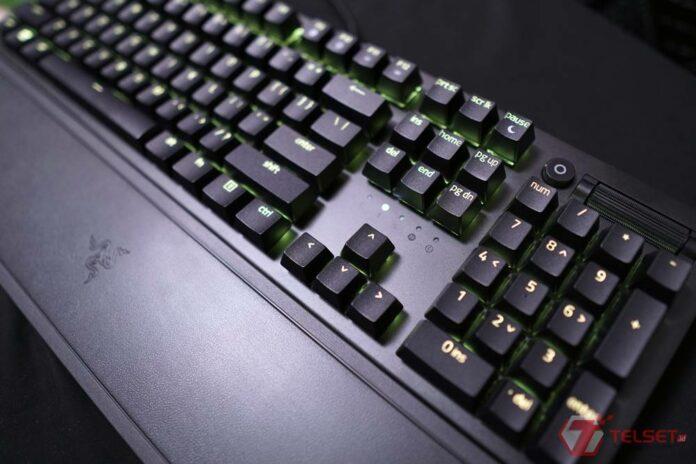 Review Razer Blackwidow V3
