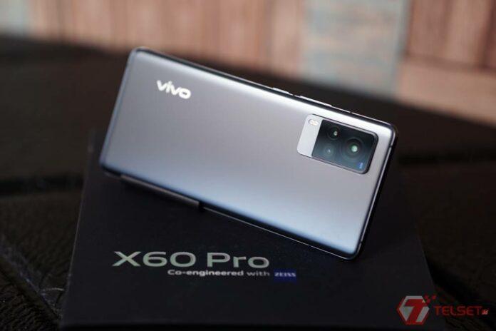 Cara aktifkan 5G HP Vivo V21 X60 Pro