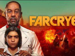 Gameplay Far Cry 6