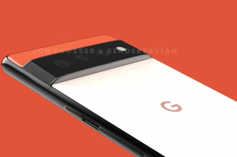 "Bocoran Spek Google Pixel 6, Ditenagai Prosesor ""Whitechapel"""