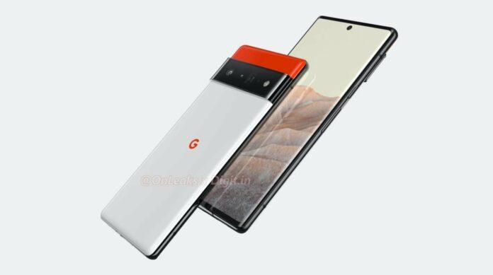 Spesifikasi Desain Google Pixel 6 Pro