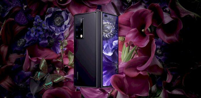 Spesifikasi Huawei Mate X2