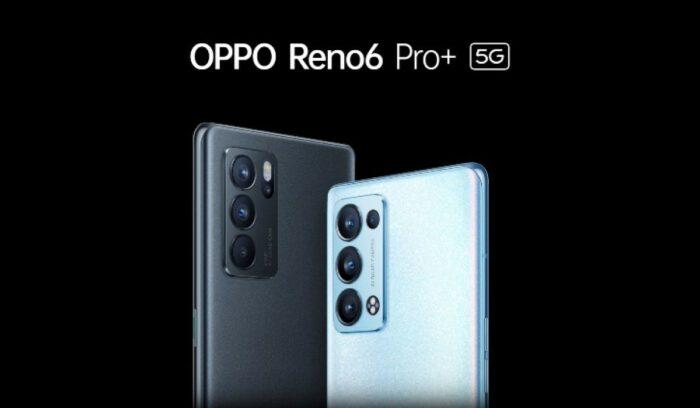 Spesifikasi Harga Oppo Reno6 Pro+