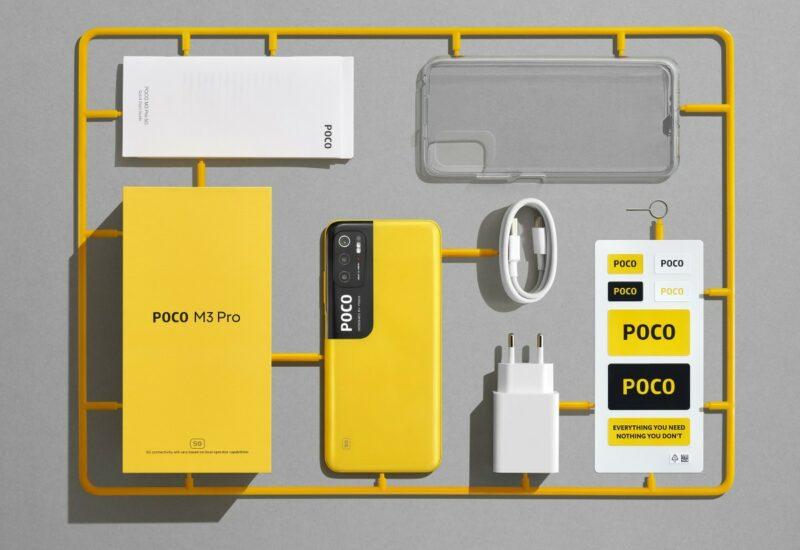 Spesifikasi Harga Poco M3 Pro 5G