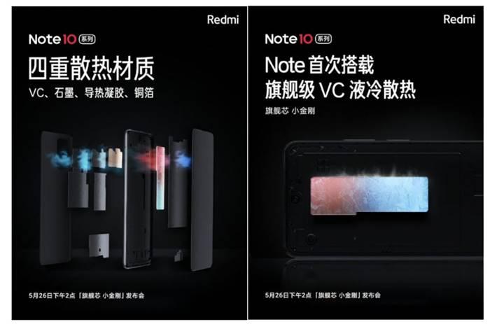 Spesifikasi Redmi Note 10 Ultra