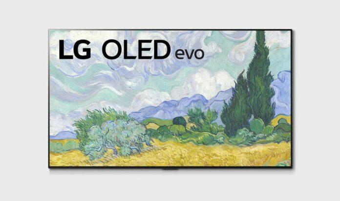 TV Terbaru LG OLED Evo