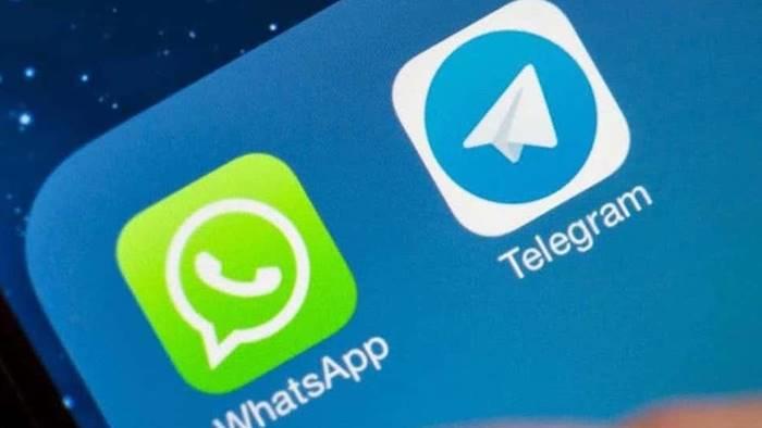 Viral! Telegram dan WhatsApp Saling Sindir di Twitter