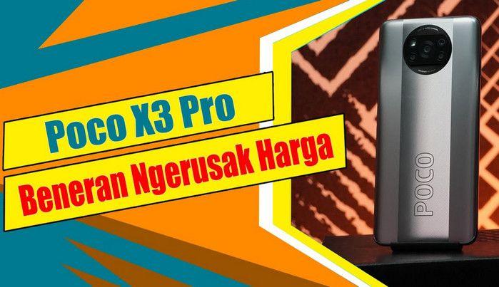 Hands-On Poco X3 Pro