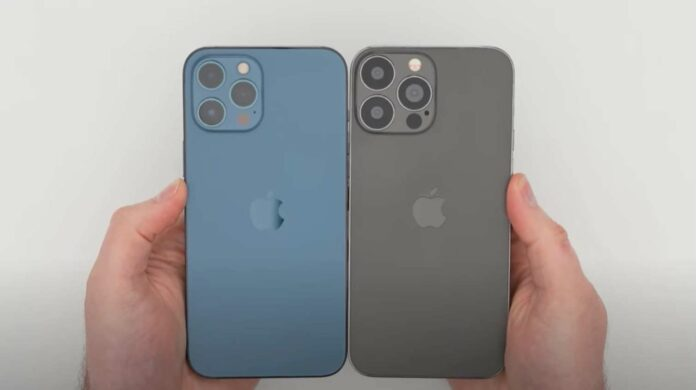Video Hands on iPhone 13 Pro Max