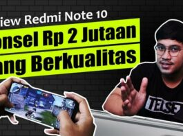 Video Review Redmi Note 10