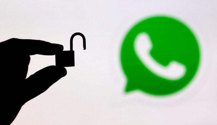 WhatsApp privasi pengguna