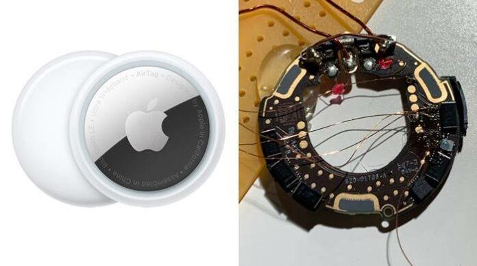 Apple AirTag Diretas