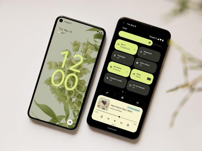 8 Fitur Baru Android 12, Mulai Personalisasi Hingga Privasi