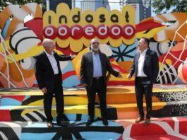 Indosat Ooredoo Ericsson