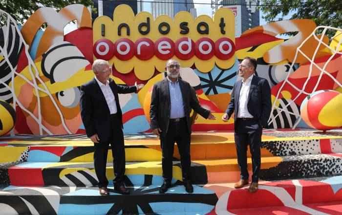 Indosat Optimalkan Jaringan 4G dengan Teknologi AI Ericsson