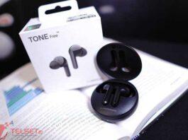 LG Tone Free FN4