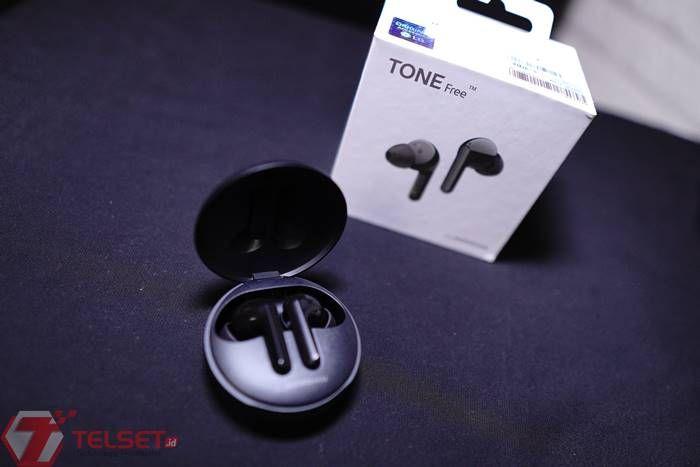 Review TWS LG Tone Free FN4