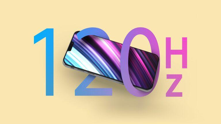 Samsung Pasok Layar LTPO AMOLED 120Hz untuk iPhone 13 Pro